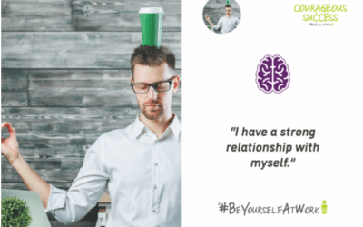 #BeYourselfAtWork Global Survey